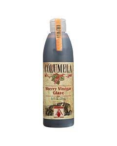 Columela Vinegar Glaze - Sherry - Case Of 6 - 8.4 Oz