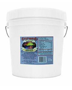 East Wind Almond Butter - Smooth - 15 Lb.
