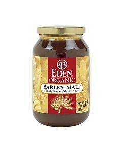 Eden Foods Organic Barley Malt - Case Of 12 - 20 Oz