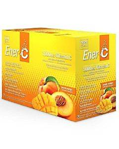 Ener-c - Peach Mango - 1000mg - 30 Pkt