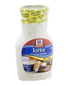 Golden Dipt - Tartar Sauce - Fat Free - Case Of 6 - 8 Oz.