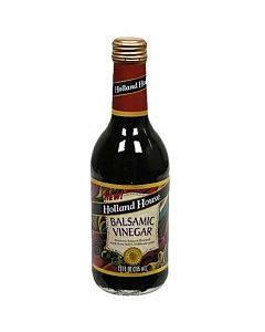 Holland House Vinegar - Balsamic 6% - Case Of 6 - 12 Fl Oz