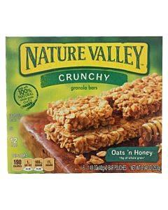 Nature Valley Gran Bar - Crunch - Oatsn'hny - Case Of 12 - 8.94 Oz