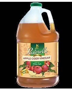 Pastorelli Vinegar - Cider - Case Of 4 - 128 Fl Oz