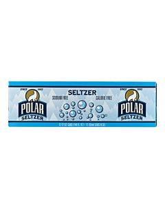 Polar Beverages - Seltzer Plain - 1 Each - 12/12 FZ