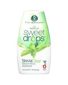 Sweet Leaf Sweet Drops - Stevia Clear - 1.7 Oz