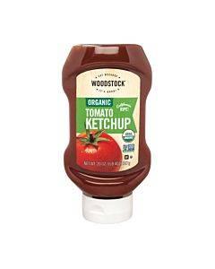 Woodstock Organic Tomato Ketchup - 20 Oz.