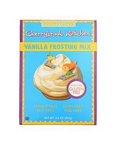 Cherrybrook Kitchen - Frosting Mix - Vanilla - Case Of 6 - 9.4 Oz