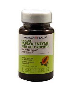 Papaya Enzyme W/chlorophyll