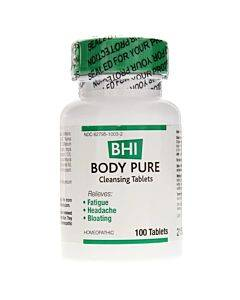 Body Pure Tablets