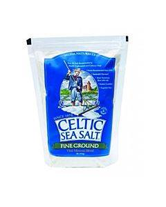 Fine Ground Sea Salt Bag