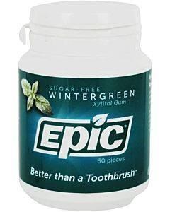 Wintergreen Gum Jar