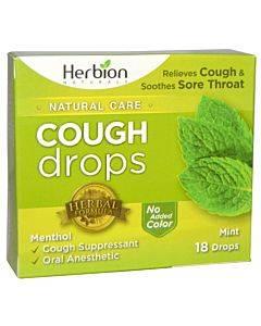 Cough Drops Mint