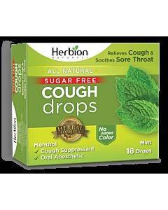 Sugar Free Cough Drops Mint