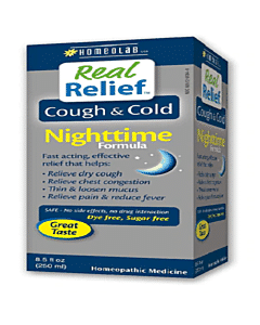 Real Relief Cough Cold Night