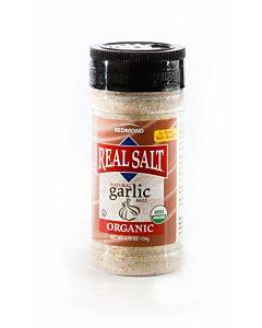 Organic Garlic Salt