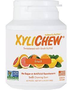 Xylichew Fruit Gum Jar