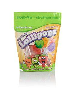 Assorted Lollipops W/ Xylitol