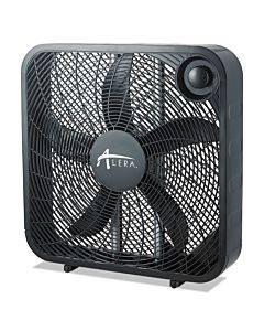 3-speed Box Fan, Black