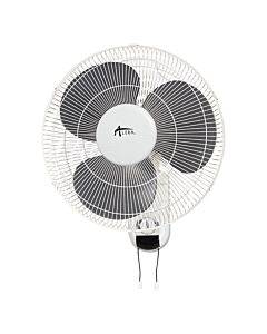 Wall Mount Fan, 3-speed, White