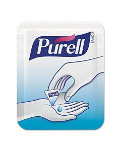 Single Use Advanced Gel Hand Sanitizer, 1.2 Ml, Packet, Clear, 2,000/carton