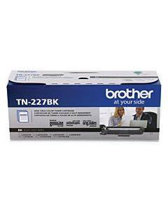 Tn227 High-yield Toner, 3000 Page-yield, Black