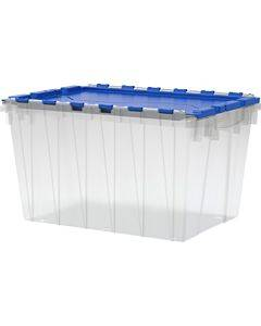 Akro-mils Keepbox Container With Attached Lid
