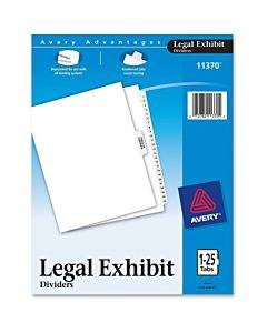 Avery® Premium Collated Legal Dividers =avery Style