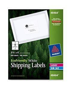 Avery® Ecofriendly Shipping Label