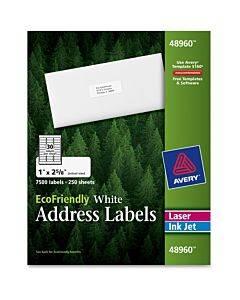 Avery® Ecofriendly Address Label