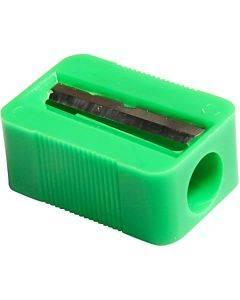 Baumgartens 1-hole Plastic Pencil Sharpener