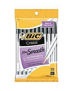 Bic Classic Cristal Ballpoint Pens