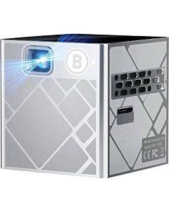 Business Source Led Projector - Silver