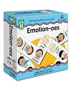 Carson Dellosa Education Emotion-oes Board Game