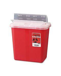 Covidien Sharps 2 Gallon Container With Lid