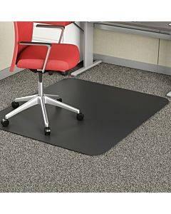 Deflecto Black Economat For Carpet