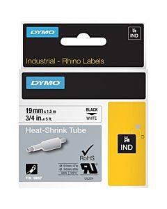 Dymo Rhino Heat Shrink Tube Labels