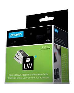 Dymo Direct Thermal Business Card