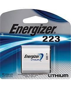 Energizer 223 Batteries, 1 Pack