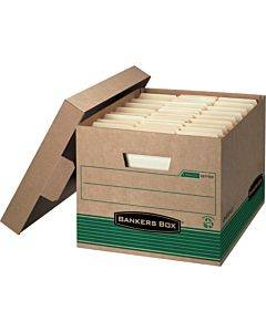 Bankers Box Recycled Stor/file File Storage Box
