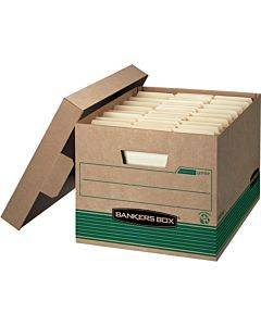 Bankers Box Stor/file Recycled File Storage Box