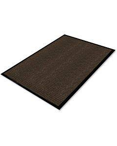 Genuine Joe Gold Dual-rib Hard Surface Floor Mat