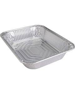 Genuine Joe Half-size Disposable Aluminum Pan