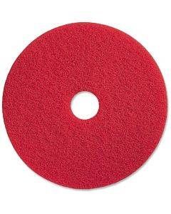 Genuine Joe Red Buffing Floor Pad