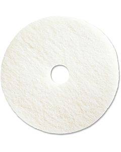 "Genuine Joe 20"" Super White Floor Pad"
