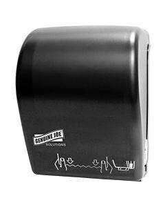 Genuine Joe Solutions Touchless Hardwound Towel Dispenser
