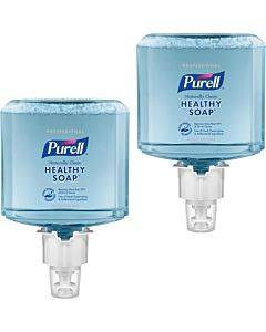 Purell Es6 Naturally Clean Fragrance Free Foam Soap