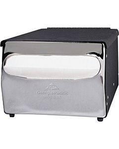 Dixie Countertop Full Fold Napkin Dispenser By Gp Pro