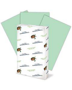 Hammermill Paper For Copy 8.5x14 Inkjet, Laser Colored Paper - 30% Recycled