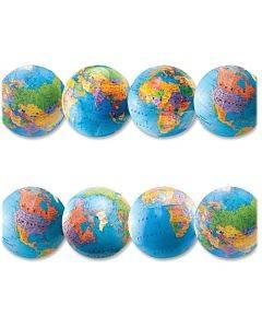 Hygloss Globe Design Border Strips